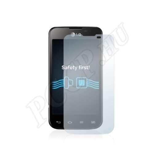 LG E455 Optimus L5 II Dual kijelzővédő fólia