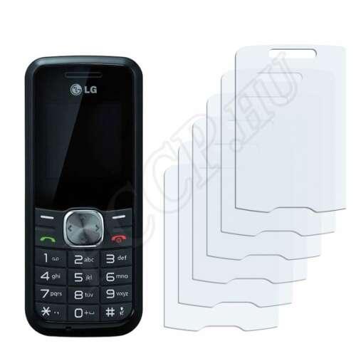 LG GS101 kijelzővédő fólia