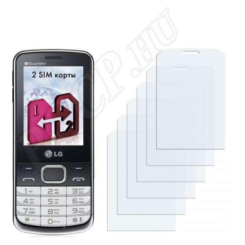 LG S367 kijelzővédő fólia