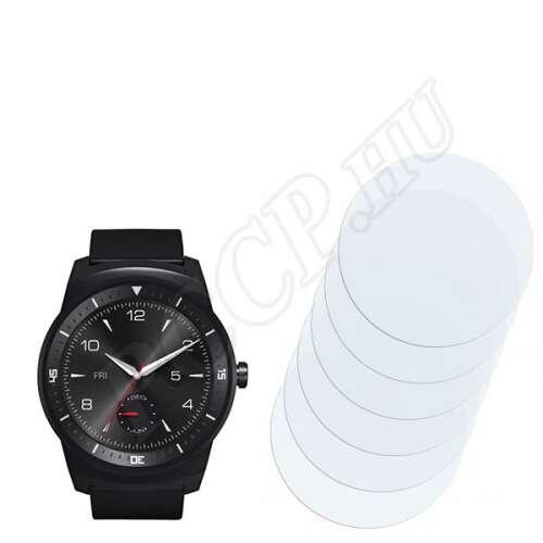 LG G Watch R kijelzővédő fólia