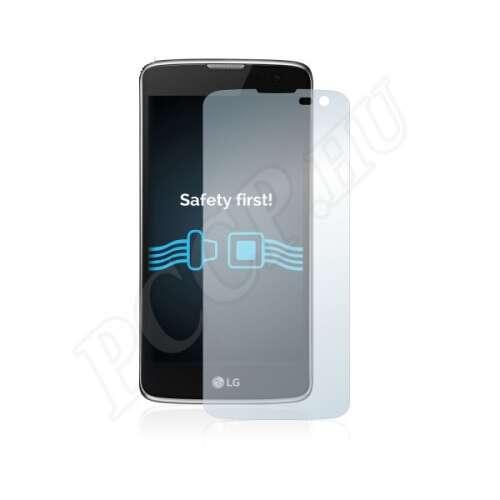 LG K7 (jobb kamerás) kijelzővédő fólia