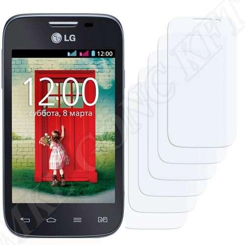 LG L40 (dual sim) kijelzővédő fólia