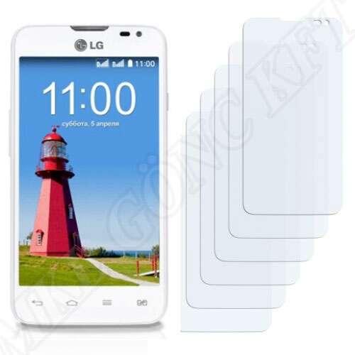 LG L65 Dual Sim kijelzővédő fólia