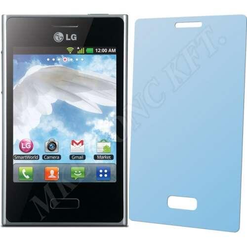 LG Optimus L3 kijelzővédő fólia