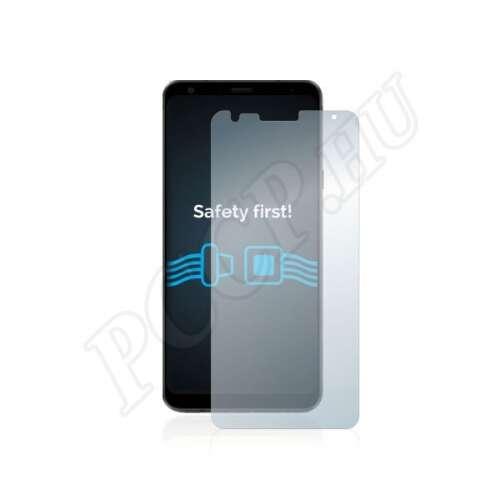 LG Q Stylus kijelzővédő fólia