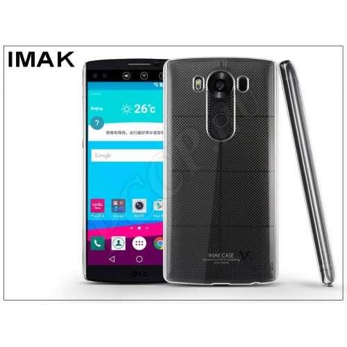 LG V10 átlátszó hátlap