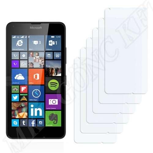 Microsoft Lumia 640 kijelzővédő fólia
