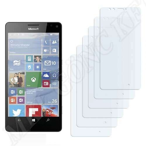 Microsoft Lumia 950 kijelzővédő fólia