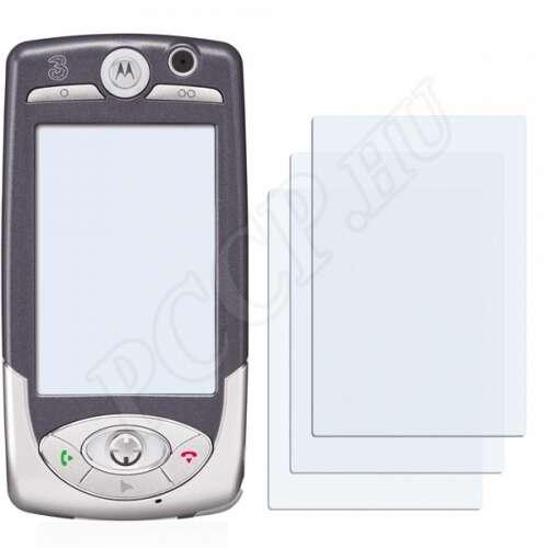 Motorola A1000 kijelzővédő fólia