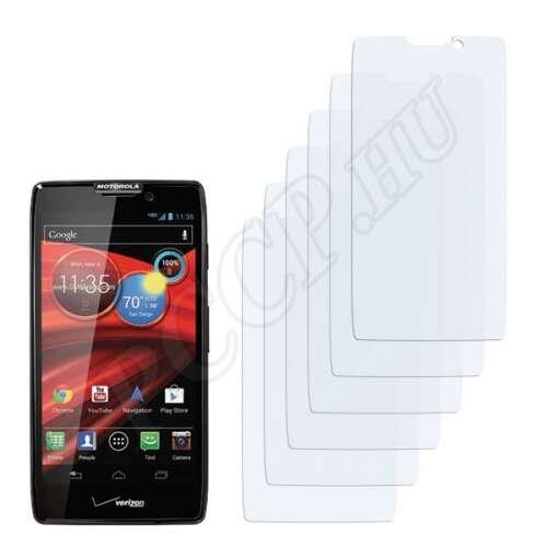 Motorola Droid RAZR MAXX HD kijelzővédő fólia