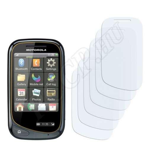 Motorola EX130 WILDER kijelzővédő fólia