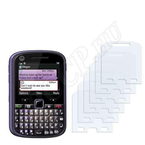 Motorola Grasp kijelzővédő fólia