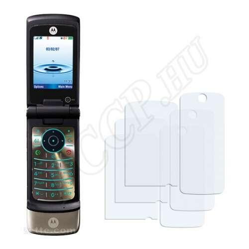 Motorola KRZR K3 kijelzővédő fólia