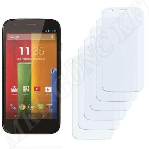 Motorola Moto G kijelzővédő fólia