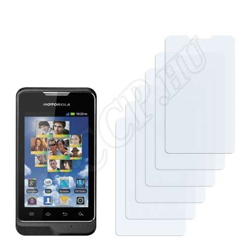 Motorola Motosmart kijelzővédő fólia