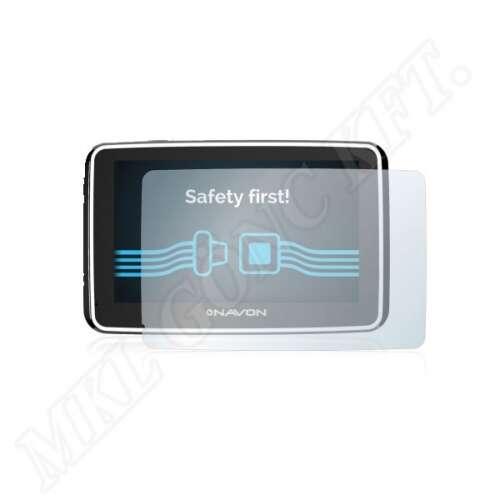 Navon iGo 8 N490 Plus FE kijelzővédő fólia