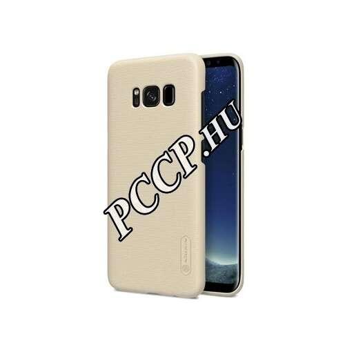 Samsung Galaxy S8 Plus arany hátlap