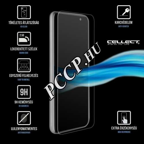 Nokia 2.1 üveg kijelzővédő fólia