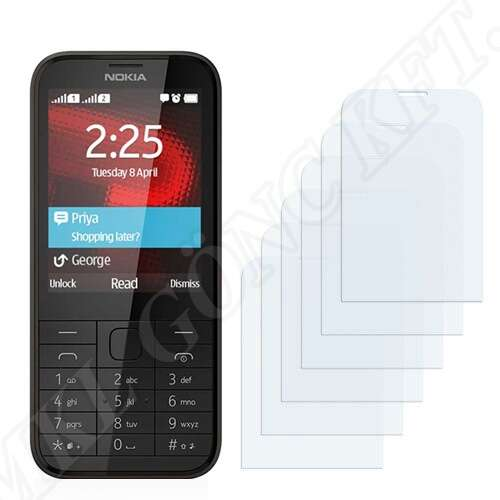 Nokia 225 kijelzővédő fólia