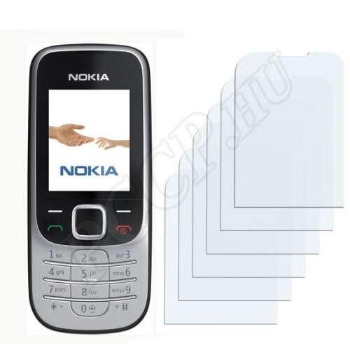 Nokia 2330 classic kijelzővédő fólia