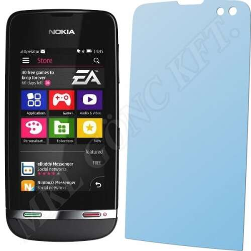 Nokia Asha 311 kijelzővédő fólia