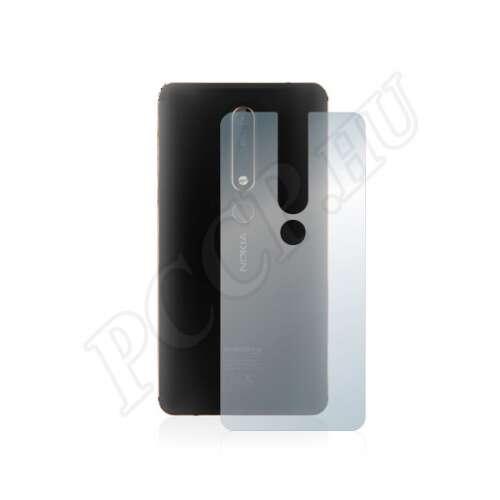 Nokia 6 (2018) (hátlap) kijelzővédő fólia