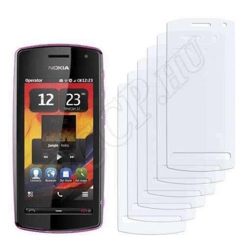 Nokia 600 Cindy kijelzővédő fólia