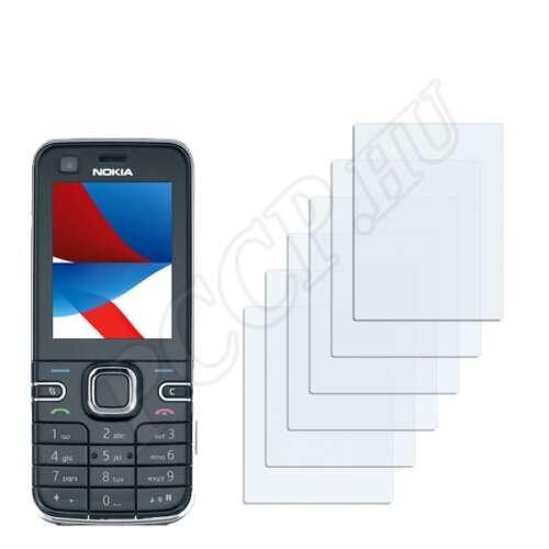 Nokia 6124 classic kijelzővédő fólia
