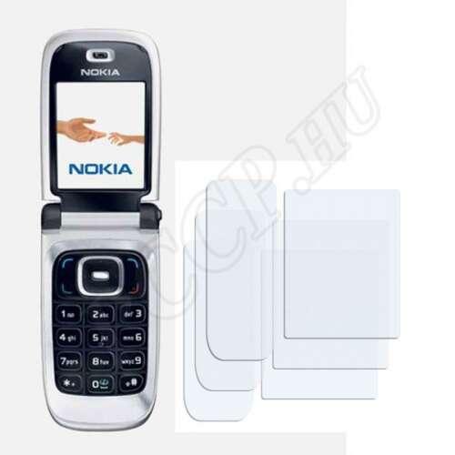 Nokia 6131 kijelzővédő fólia