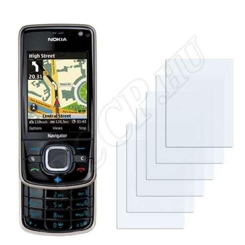 Nokia 6210 kijelzővédő fólia