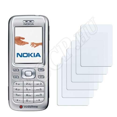 Nokia 6234 kijelzővédő fólia