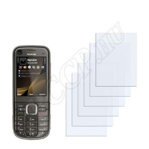 Nokia 6720 classic kijelzővédő fólia
