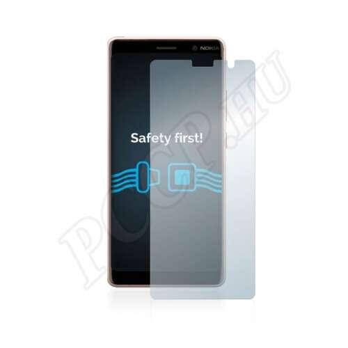 Nokia 7 Plus kijelzővédő fólia