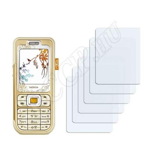 Nokia 7360 kijelzővédő fólia