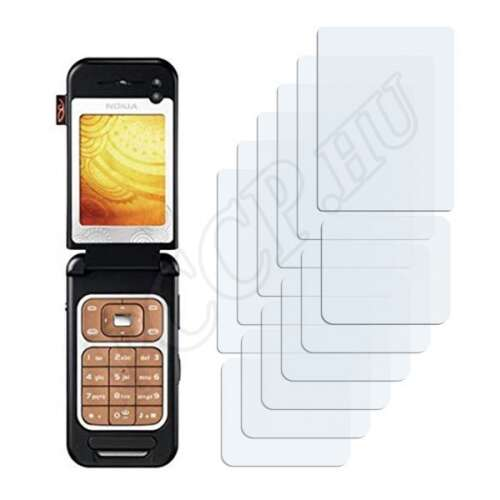 Nokia 7390 kijelzővédő fólia