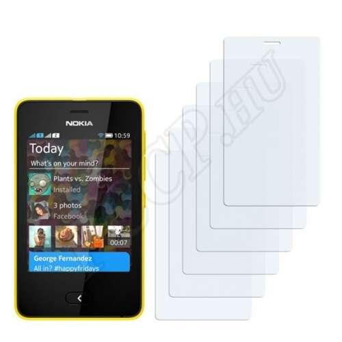 Nokia Asha 502 kijelzővédő fólia