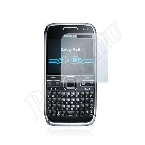 Nokia E72 kijelzővédő fólia