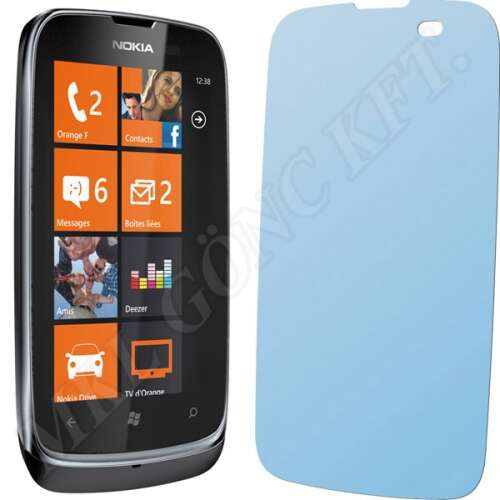 Nokia Lumia 610 kijelzővédő fólia