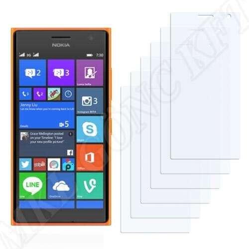 Nokia Lumia 730 dual sim kijelzővédő fólia