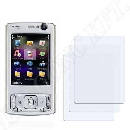 Nokia N95 kijelzővédő fólia