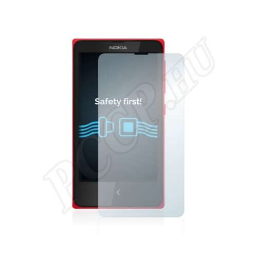 Nokia X RM-980 kijelzővédő fólia