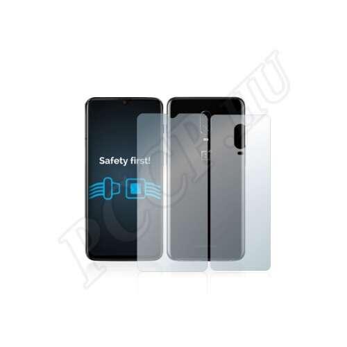 OnePlus 6T (elő- és hátlap) kijelzővédő fólia