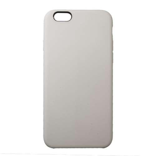 Apple Iphone 7 Plus krém prémium szilikon hátlap