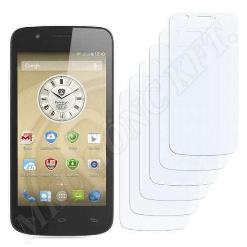 Prestigio MultiPhone 5453 Duo kijelzővédő fólia