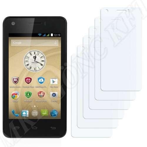 Prestigio MultiPhone 5454 Duo kijelzővédő fólia