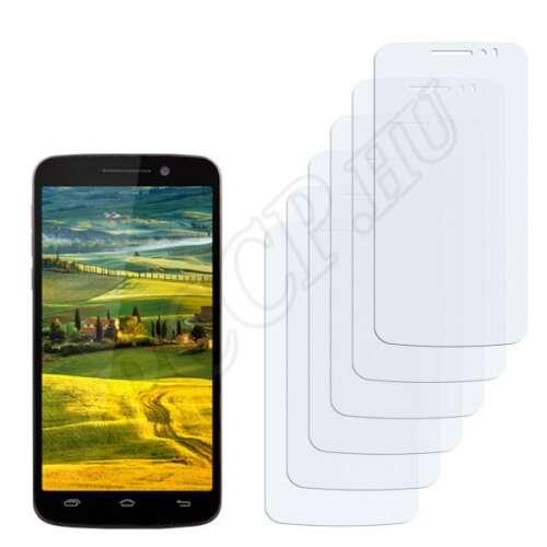 Prestigio MultiPhone 7600 DUO kijelzővédő fólia