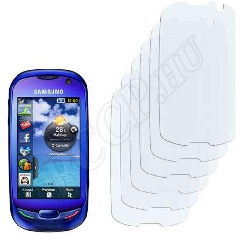 Samsung Blue Earth S7550 kijelzővédő fólia