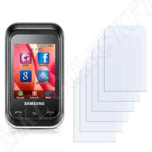Samsung Champ C3300 kijelzővédő fólia