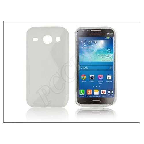 Samsung Galaxy Core Plus átlátszó szilikon hátlap