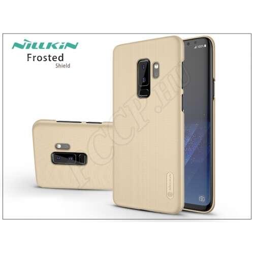 Samsung Galaxy S9 Plus arany hátlap